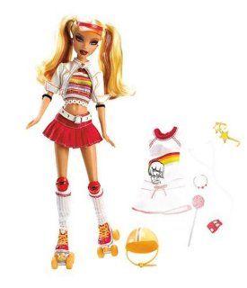 My Scene Barbie Rollergirls Kennedy Toys & Games
