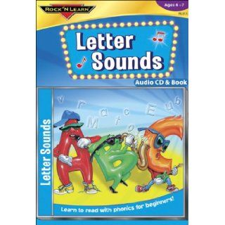 Letter Sounds (Rock 'n Learn): Brad Caudle, Richard Caudle, Melissa Caudle, Anthony Guerra, Eric Leikam, Susan Rand, Christy Lynn: 9781878489111:  Children's Books