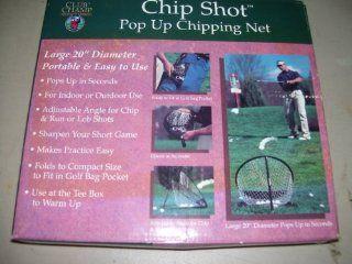 Chip Shot Pop up Chipping Net : Golf Hitting Mats : Sports & Outdoors