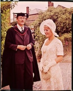 Peter O'Toole In Gown Goodbye Mr Chips 4X5 Transparency With Petula Clark: Entertainment Collectibles