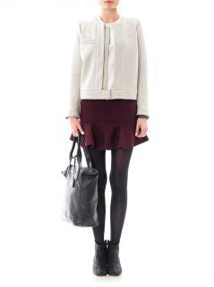 Fawna collarless jacket  Isabel Marant