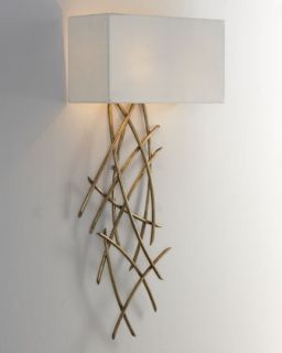 Abstract Wall Sconce   John Richard Collection