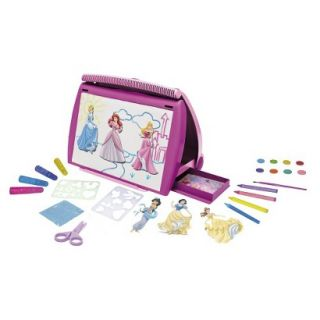 Disney Princess 5 in 1 Activity Easel