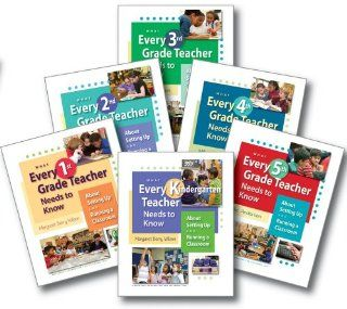 What Every Teacher Needs to Know K 5 Series (6 Volume Set) (9781892989468): Mike Anderson, Margaret Berry Wilson: Books