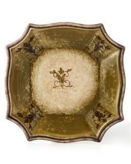 Four Forum Dinner Plates   Pimpinelli