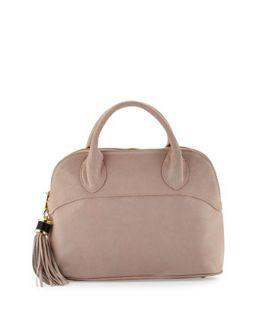 Stingray Print Dome Tote Bag, Rose Quartz   Ivanka Trump