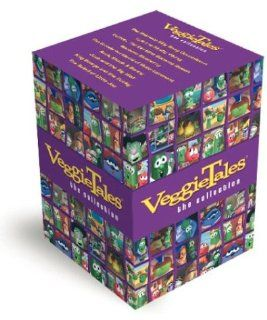 VeggieTales   The Collection (9 Titles): Dan Anderson, Lesley Benodin, Kristin Blegen, Ken Cavanagh, Bridget Miller, Mike Nawrocki, Lisa Vischer, Phil Vischer, Shelby Vischer, Jessica Kaplan, Pamela Thomas, Kristi V.K. Bramlett, Chris Olsen, Marc Vulcano,