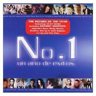 No 1 Un Ano De Exitos Music
