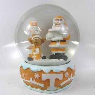 Tennessee Holiday Snow Globe  Sports Related Collectible Water Globes  Sports & Outdoors