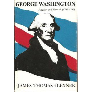 George Washington: Four Volume Set: James Thomas Flexner: Books