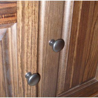 Amerock BP53005 ORB Allison Knob 1 1/4 Inch Diameter, Oil Rubbed Bronze   Cabinet And Furniture Knobs