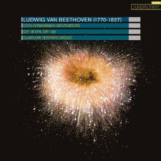 Beethoven. String Quartets Nos.6 & 15 Music