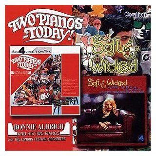 Two Pianos Today / Soft & Wicked Music