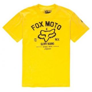 Fox Racing Knowhere Youth Boys Short Sleeve Casual T Shirt/Tee: Fashion T Shirts: Clothing