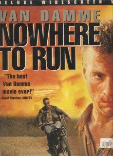 Nowhere to Run Laserdisc: Rosanna Arquette, Kieran Culkan, Ted Levine, Joss Ackland, Tiffany Taubman, Edward Blatchford, Anthony Starke Jean Claude Van Damme, Robert Harmon: Movies & TV