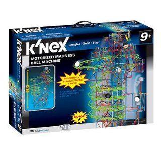 Knex Motorized Madness Ball Machine: Toys & Games