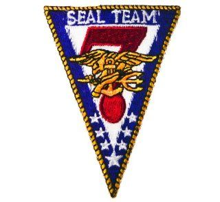 """US Navy Seal Team 7 Seven 3"""" patch"""