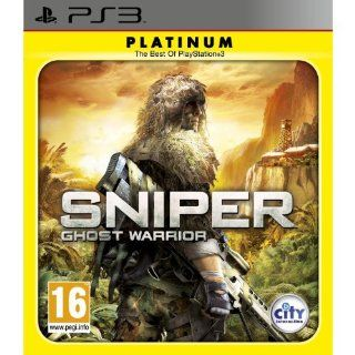 Sniper Ghost Warrior   Special Edition One Shot One Kill DLC   Platinum Edition (PS3): Video Games