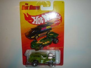 2011 Hot Wheels The Hot Ones Morris Wagon Green Toys & Games