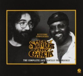 Keystone Companions: The Complete 1973 Fantasy Recordings: Music