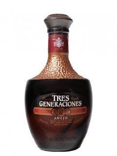 Sauza Tres Generaciones Anejo : Liquor Alcohol : Grocery & Gourmet Food