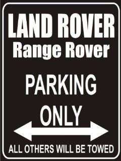 Parking only Sign   Parking only land rover range rover: Everything Else