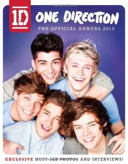 One Direction: the Official Annual (Annuals 2013): One Direction, Jo Avery, Chris Lopez Simon Harris: 9780007487554: Books