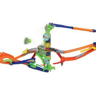Hot Wheels Wall Tracks Roto Arm Revolution Toys & Games