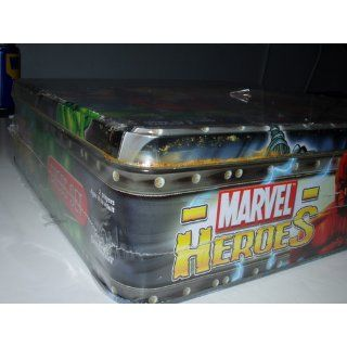 Marvel Heroes Chess Set (Tin Box): Toys & Games