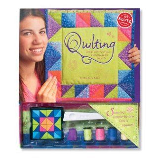 Quilting: Design and Make Your Own Patchwork Projects [With Fabric, 48 Design Cards, Pressing Tool] [ QUILTING: DESIGN AND MAKE YOUR OWN PATCHWORK PROJECTS [WITH FABRIC, 48 DESIGN CARDS, PRESSING TOOL] ] by Kane, Barbara ( Author ) Jan 01 1948 Paperback: B