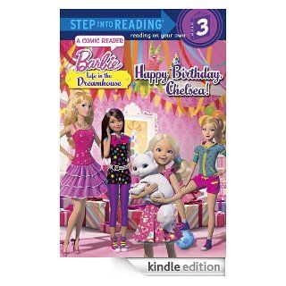 Happy Birthday, Chelsea! (Barbie: Life in the Dream House) (Step into Reading)   Kindle edition by Mary Tillworth. Children Kindle eBooks @ .