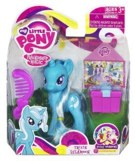 My Little Pony Basic Figure Trixie Lulamoon, Pony Wedding Series.: Toys & Games