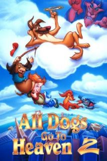 All Dogs Go to Heaven 2: Ernest Borgnine, Bebe Neuwirth, Charlie Sheen, Dom Deluise:  Instant Video