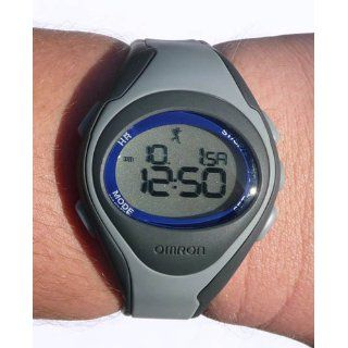 Omron HR 310 Heart Rate Monitor with Strap: Health & Personal Care