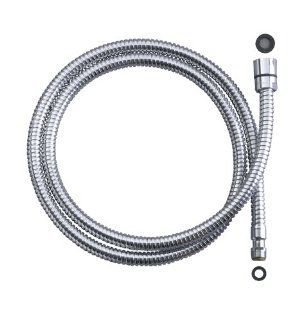 Kohler GP78825 CP Hose for Select Kitchen and Deck Mounted Handshowers, Chrome Finish   Plumbing Hoses