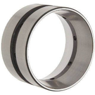 "Timken 3729DC Tapered Roller Bearing, Double Cup, Standard Tolerance, Straight Outside Diameter, Hole for Locking Pin, Steel, Inch, 3.6720"" Outside Diameter, 2.0625"" Width: Industrial & Scientific"