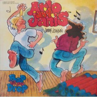 Arlo and Janis: Bop 'Till You Drop: Jimmy Johnson: 9780886874131: Books