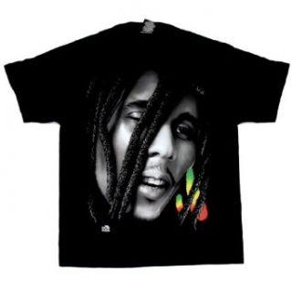 Bob Marley   Rasta Dread T Shirt Size M: Clothing