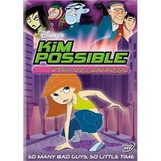Kim Possible   The Villain Files: Christy Carlson Romano, Will Friedle, Nancy Cartwright, Tahj Mowry, John DiMaggio, Shaun Fleming, Kirsten Storms, Nicole Sullivan, A.J. Trauth, Nestor Carbonell, Gary Cole, Ricardo Montalbon, Carly Pope, Stephen Root, Jean