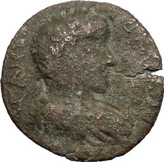 GORDIAN III 238AD Tarusus Cilica LARGE Roman Possibly Unpublished Coin i31084