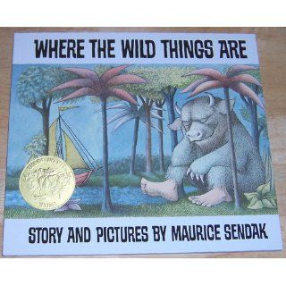 Where the Wild Things Are: Maurice Sendak: 9780064431781:  Children's Books
