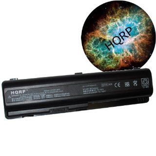 HQRP High Capacity Battery for HP Pavilion DV4T / DV4T 1000 / DV4T 1100 Laptop / Notebook (Li Ion, 4400mAh) Replacement plus HQRP Coaster: Computers & Accessories