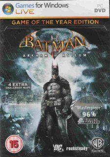 Batman: Arkham Asylum: Video Games