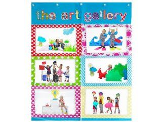 Present Time J.I.P. Art Gallery for Children's Drawings   Childrens Furniture