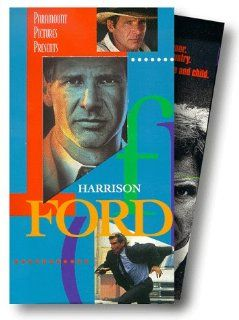 The Harrison Ford Collection (Witness, Sabrina '95, Patriot Games, Clear and Present Danger) [VHS] Harrison Ford, Sean Bean, Willem Dafoe, Kelly McGillis, Lukas Haas, Julia Ormond, Greg Kinnear, Anne Archer, Patrick Bergin, Thora Birch, James Fox, Sam