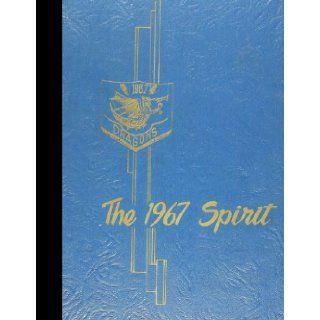 (Reprint) 1967 Yearbook Seagoville High School, Dallas, Texas Seagoville High School 1967 Yearbook Staff Books
