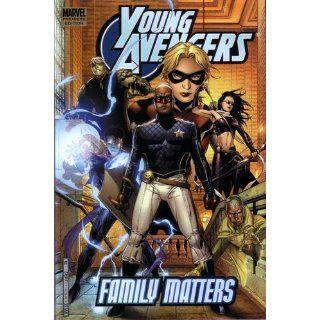 Young Avengers Vol. 2: Family Matters (v. 2) (9780785120216): Allan Heinberg, Jim Cheung, Andrea Di Vito: Books