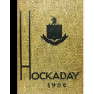 (Color Reprint) 1956 Yearbook Hockaday High School, Dallas, Texas Hockaday High School 1956 Yearbook Staff Books