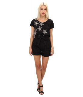 Marc by Marc Jacobs Cosmic Cluster Jersey Top Black Multi