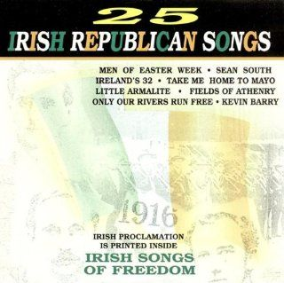 25 Irish Republican Songs: Music
